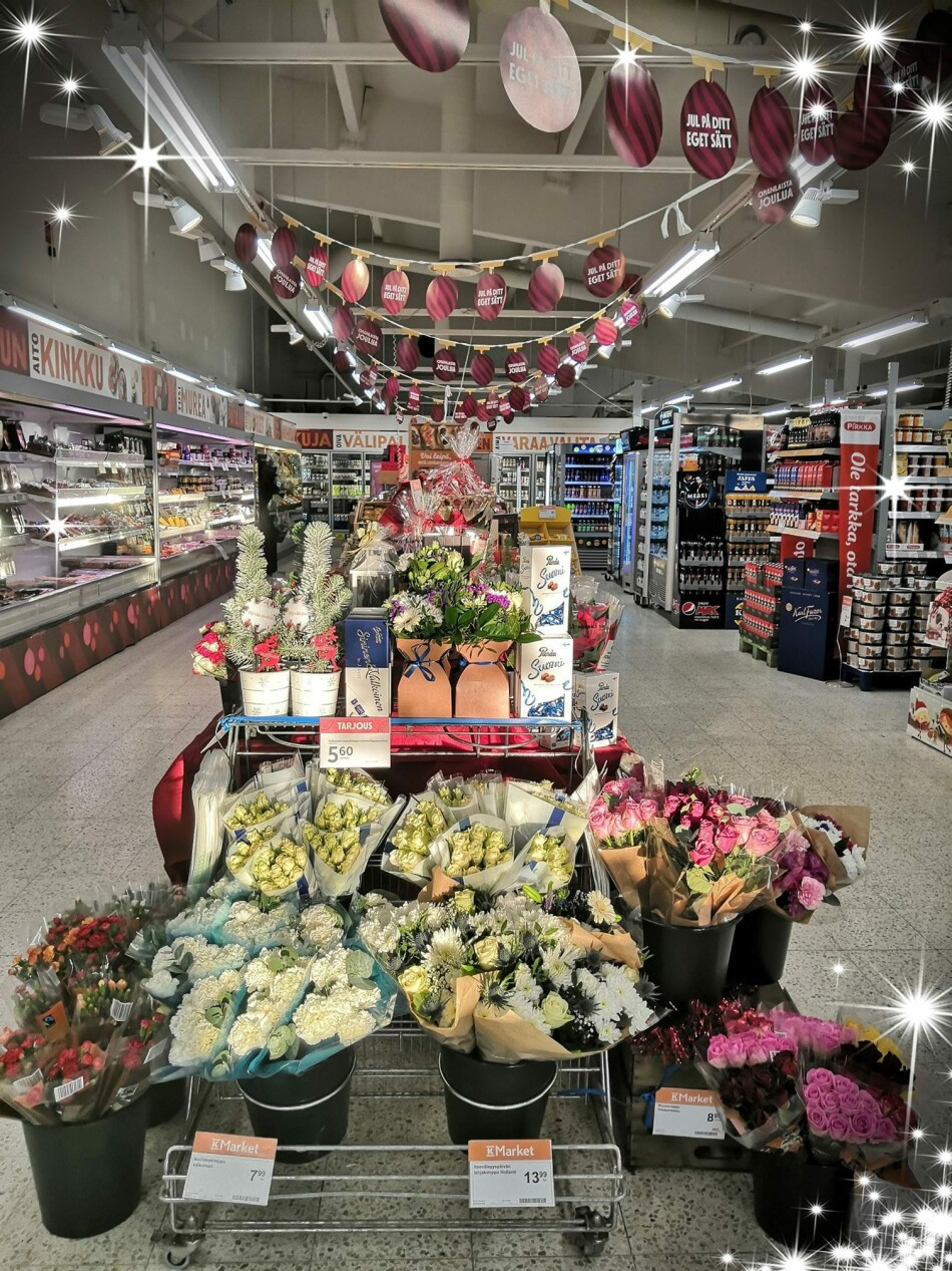 K Market Lintuvaara